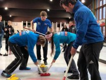 Philipp Curling PNCC Spende