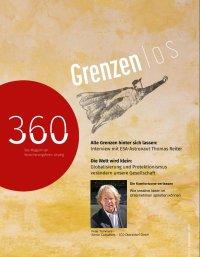 360: ICO CEO Peter Tümmers im Interview über Kreativität im Unternehmen