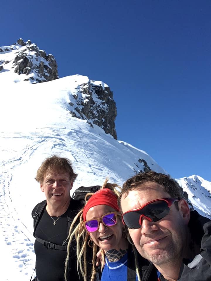 ICO ImpulseConsult ICO-Afrika Skiexpedition