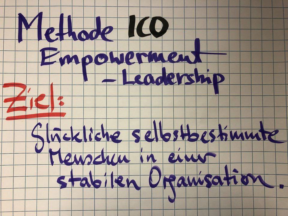 ICO ImpulseConsult Empowerment-Leadership in Berlin