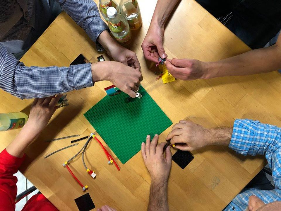 ICO ImpulseConsult Management 3.0 Netzwerk-Treffen