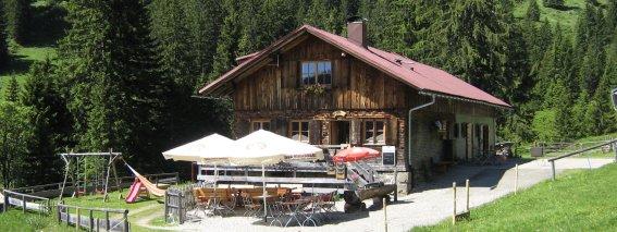 Alpe Bolgen mit Riedbergerhorn 2