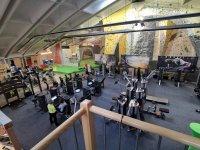 Beweglichkeitszirkel, eGym, human sport