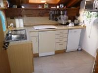 Küche FeWo II
