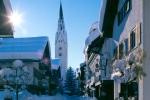 Schöner Wintertag in Oberstdorf