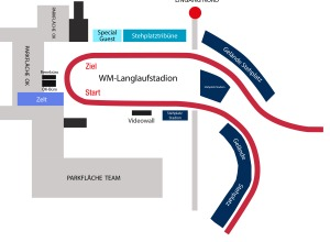 Stadionplan Erdinger Arena Ried