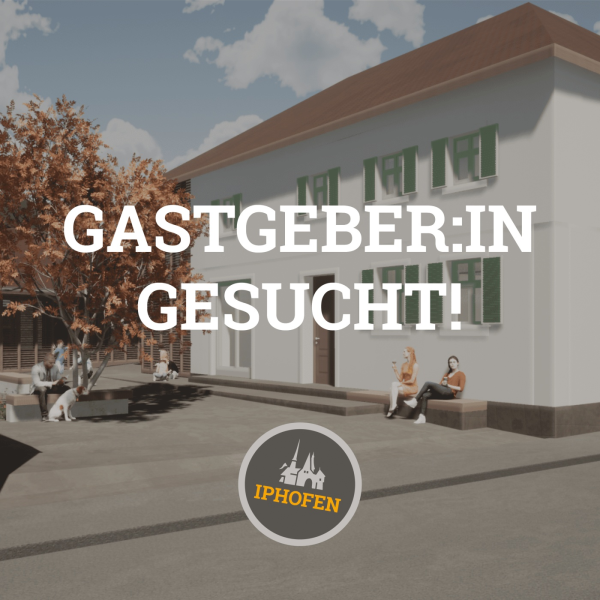 Gastgeber:in für die Goldene Krone in Mönchsondheim gesucht