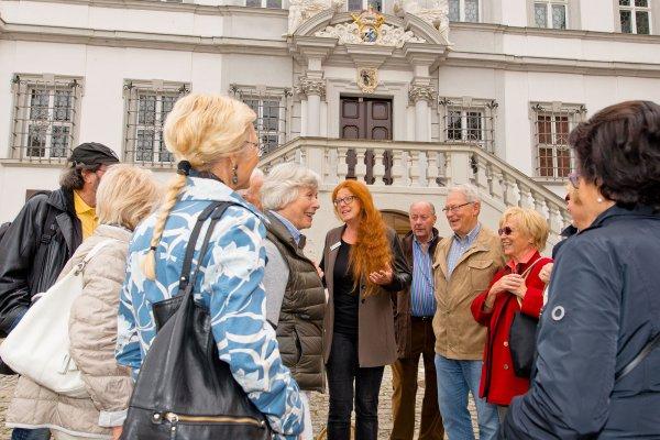 Gästeführung durch Iphofens Altstadt
