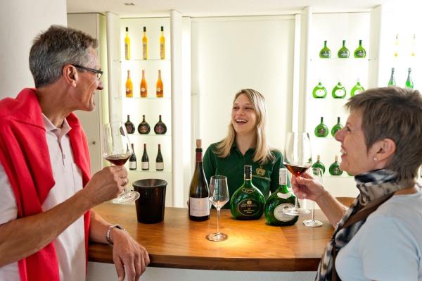Individuelle Beratung beim Weineinkauf