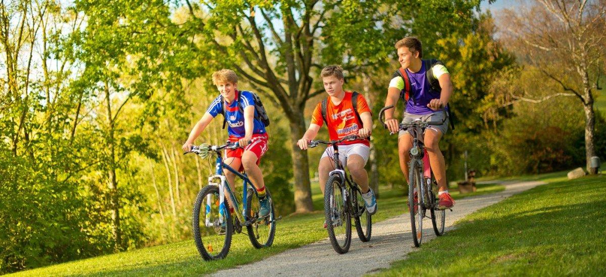 Radfahren in Iphofen