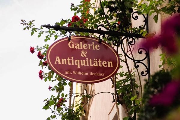 Galerie Wilhelm J. Heckner
