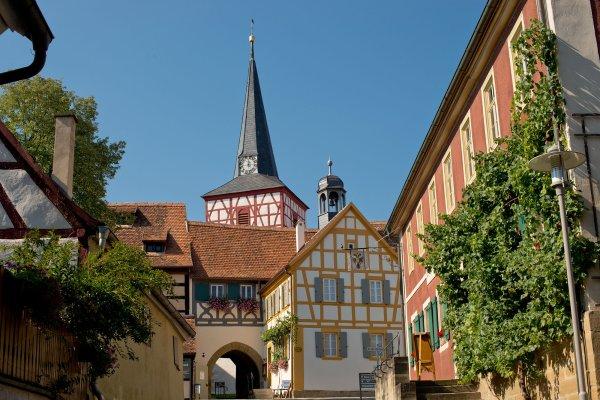 Kirchenburgmuseum Mönchsondheim