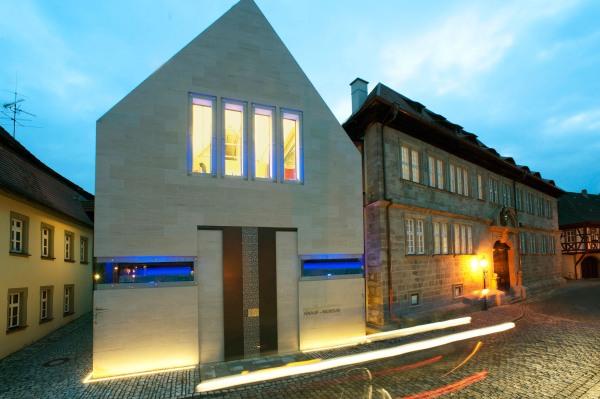 Außenansicht Knauf Museum