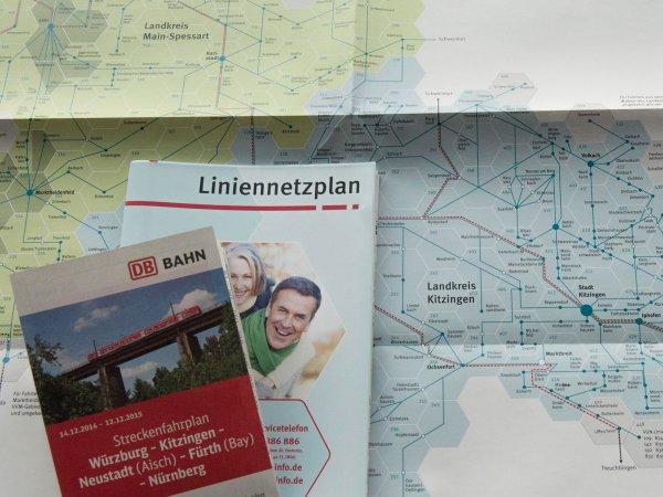Fahrpläne Bus & Bahn