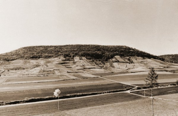 Schwanberg historische Aufnahme