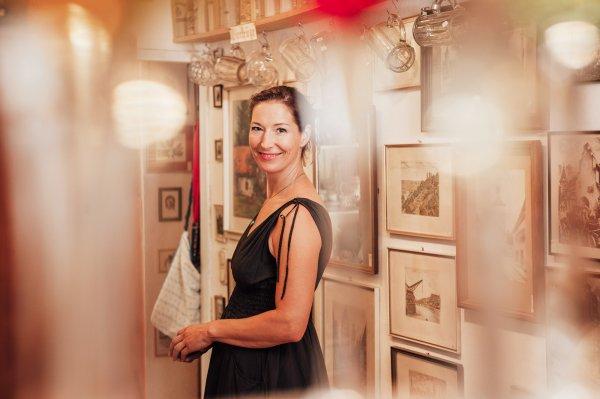 Elke Fischer, Fischers Antiquariat