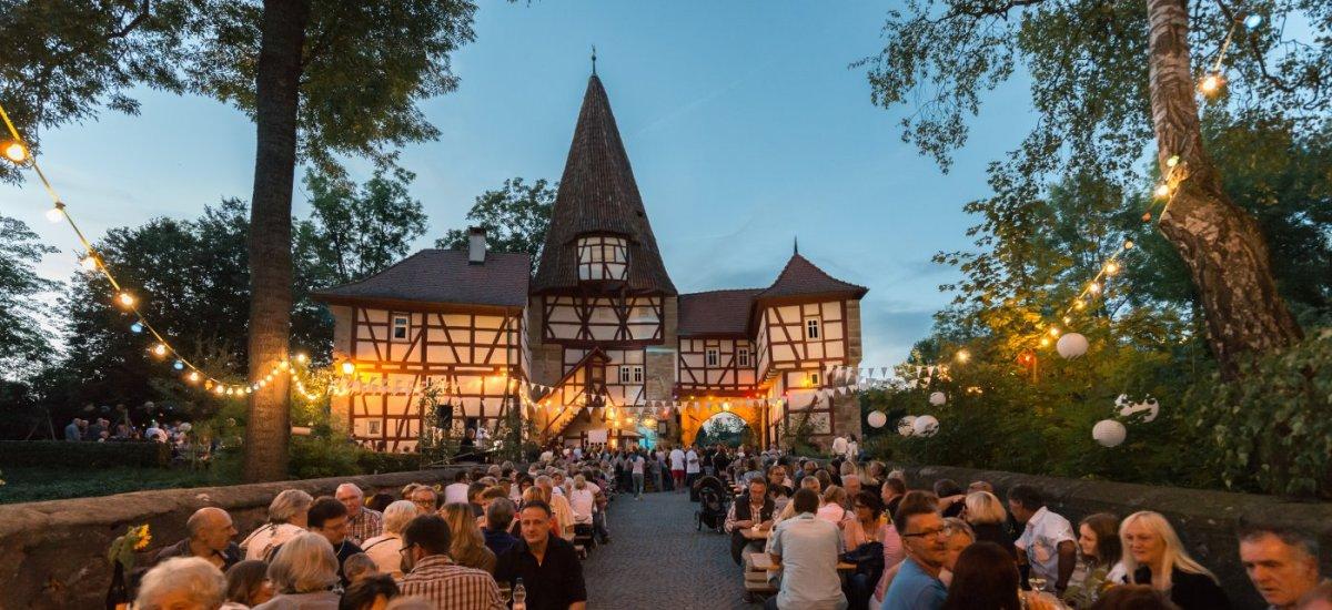 Weinfest am Rödelseer Tor