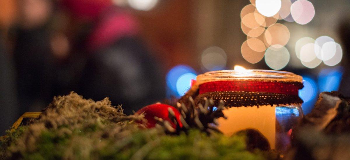 Weihnachtsstimmung in Iphofen