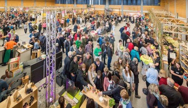 Die Feinschmeckermesse lockt tausende Besucher