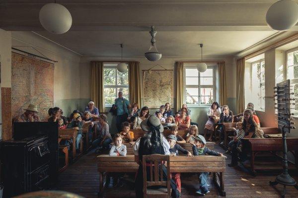 Das historische Klassenzimmer