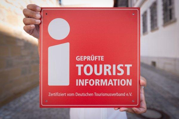 Die Tourist Info Iphofen steht für ausgezeichnete Qualität
