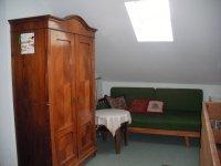 Vorraum mit kleinem Sofa
