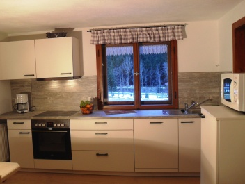 Adlerhorst Küche