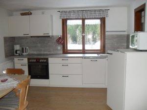 Adlerhorst/ Küche