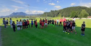 D-Jugend 1.Training 2020/2021