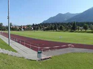 Schulsportplatz am Gymnasium