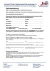 Beitrittserklärung JFG Illerursprung