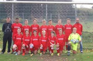 C-Junioren 2017-18