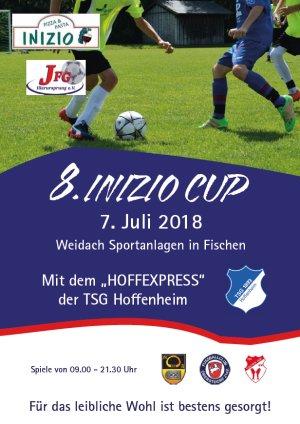 JFG Plakat Inizio Cup2018