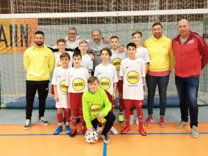 Sieger D-Jugend 2019