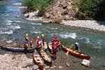 Kanu-Rafting