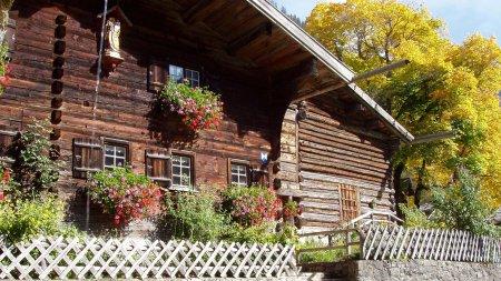 Bauernhaus Gerstruben