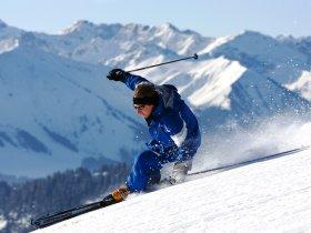 Skigebiet Bolsterlang Allgäu