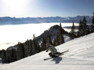 Skitag am Weihnerkopf in Bolserlang