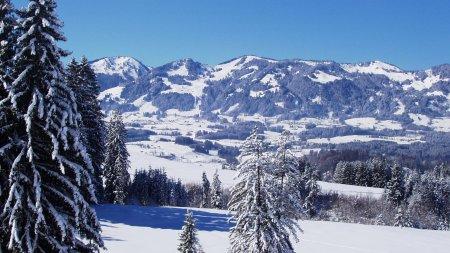 Wintermärchen Allgäu