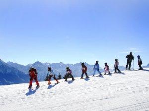 Ski Zwerge g