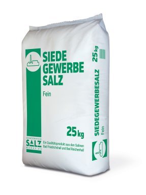 SiedeGewerbeSalz 25kg