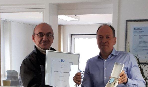 IRU-Diplom