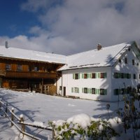 Johannishof im Winter