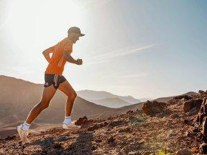 Jojo Klein running