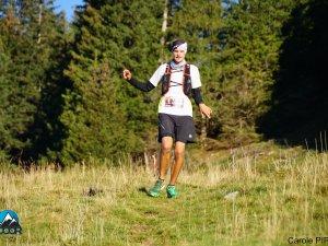 Downhill beim Humani Trail