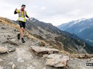 Trail des Aiguilles Rouges bei Chamonix