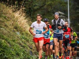 Skyrunning in Zermatt mit der Elite