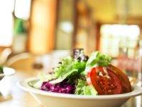 täglich frisches Salat Buffet