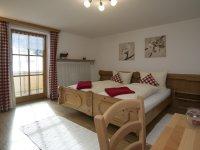 Ferienwohnung Mohnblume Schlafzimmer