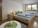 Ferienwohnung Sonnenblume Schlafzimmer